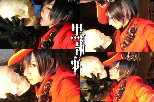 CIEL cosplay kuroshitsuji